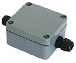Junction box, 2-way